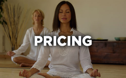 Pricing Girl Meditating